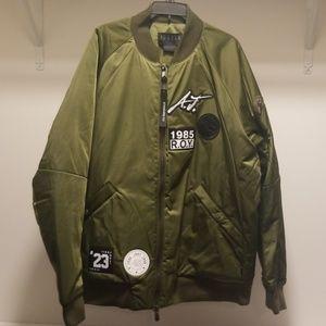 NWT Jordan Greatest J-1 Bomber Jacket